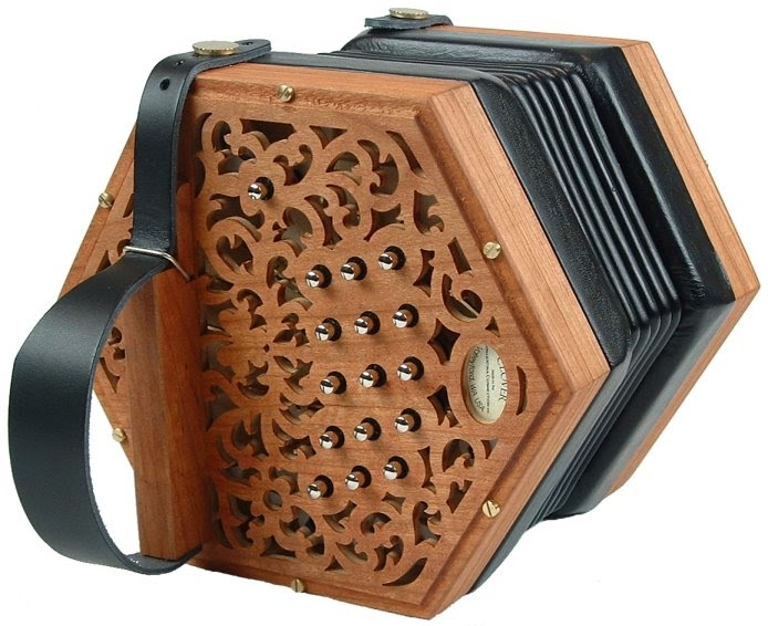 How Is The Concertina And Banjo Different From Other Popular Instruments?